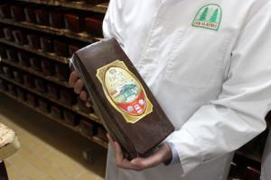 """Flagowym produktem Hajnówki jest długo dojrzewający """"Ser Carski"""""""