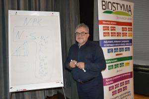 Dr Ryszard Bandurowski (SPIC); Fot. Katarzyna Szulc