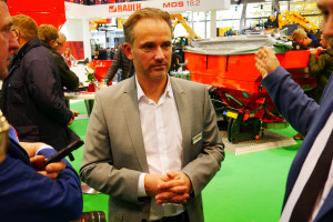 Jens Hille, sales manager w Rauch, fot. mw