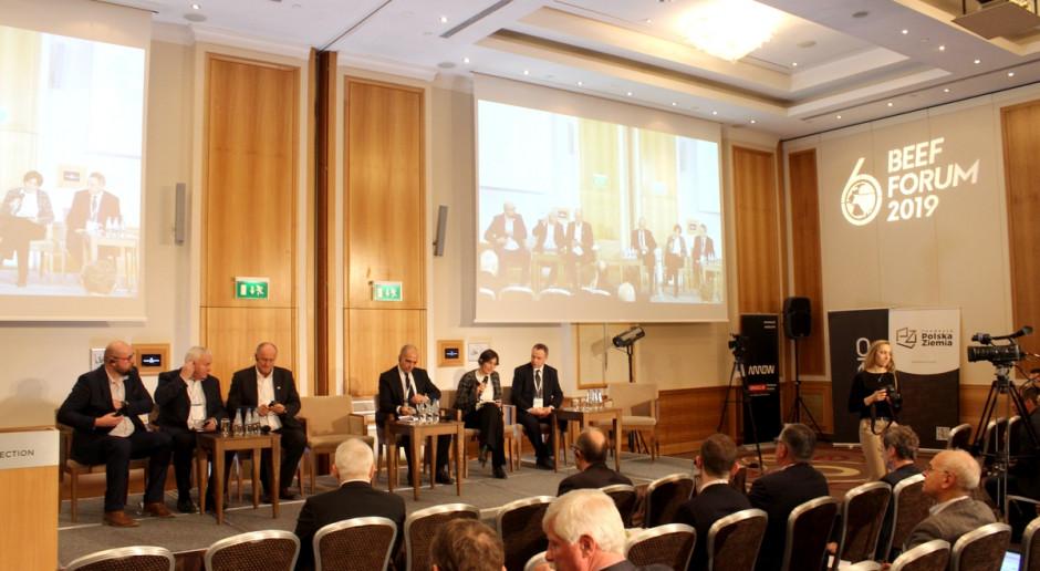 O szansach i zagrożeniach na 6. Forum Sektora Wołowiny