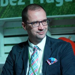Jacek Strzelecki, ekspert ds. chińskiego rynku rolno-spożywczego