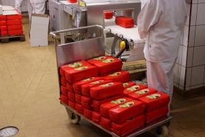Giełda GDT: Rosną notowania produktów mleczarskich