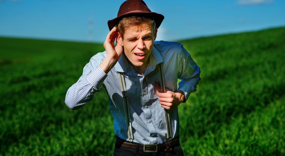 Rolnicy będą słuchać, co w polu piszczy?