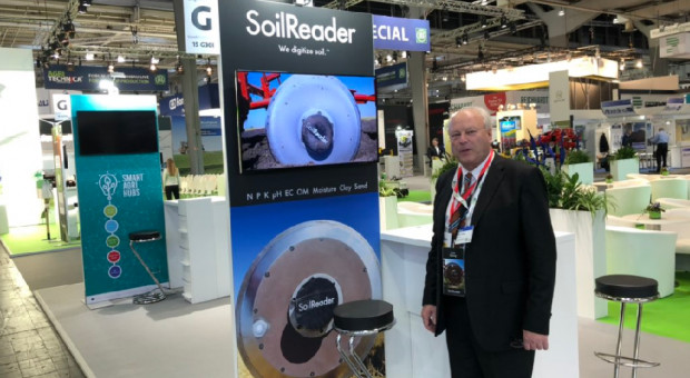 SoilReader - laboratorium na polu