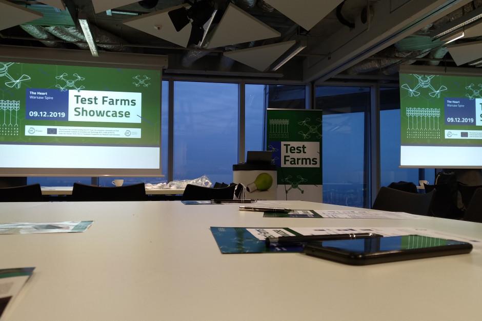 Test Farms Showcase - o rozwoju innowacji w rolnictwie