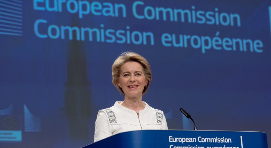 Von der Leyen: Komisja Europejska przyjęła Europejski Zielony Ład
