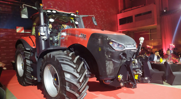 Nowy Case IH Magnum AFS Connect