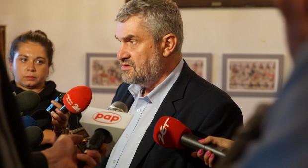 Ardanowski: założenia do specustawy powstały w uzgodnieniu z premierem