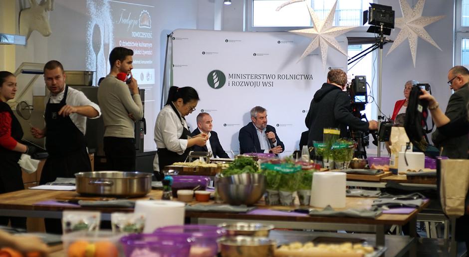 Ardanowski: kupując polskie produkty rolne, konsumenci napędzają gospodarkę