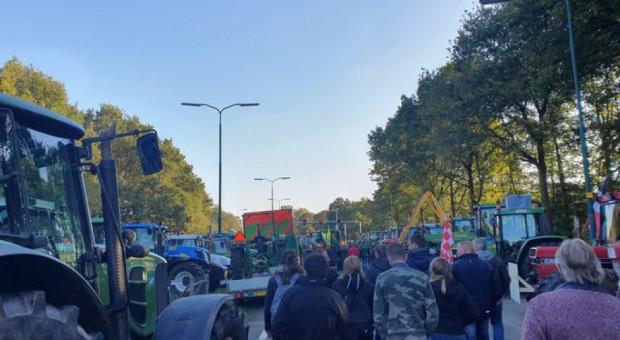 Organizatorzy rolniczych protestów w Holandii nawołują do wielkiego zrywu