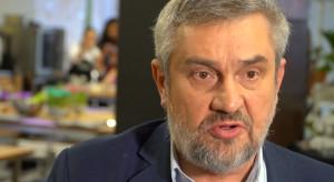 Ardanowski: mijający rok był złożony i skomplikowany