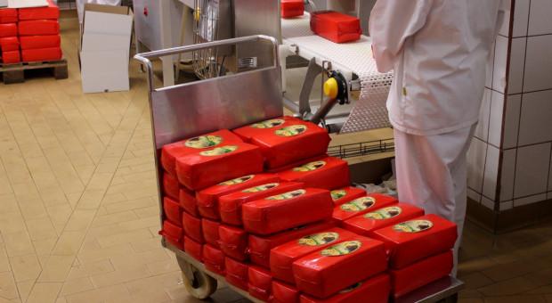 Wzrost notowań produktów mleczarskich