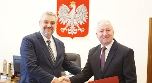Ryszard Kamiński nowym wiceministrem rolnictwa