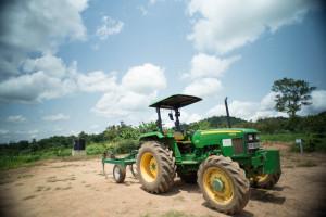 No-till - uprawa zerowa w Afryce