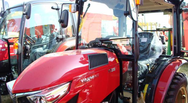 Japońskie traktory Yanmar umacniają pozycję w Afryce. Zobaczcie ich zdjęcia