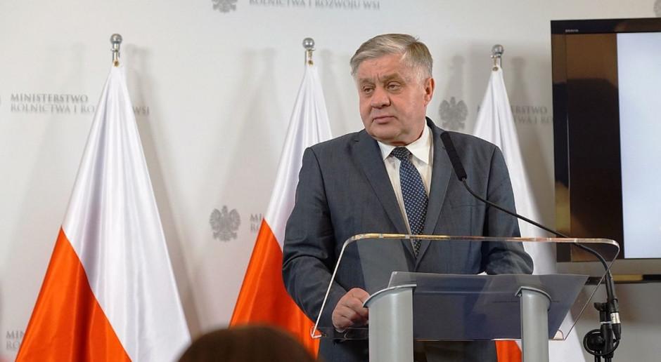 Krzysztof Jurgiel odpiera atak Ardanowskiego