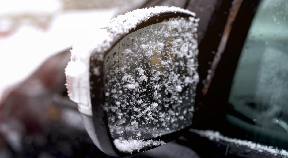 Wieczorem zawieje i zamiecie śnieżne w północno-wschodniej Polsce