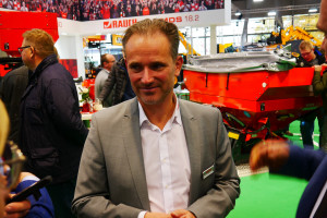 Jens Hille, sales manager w firmie Rauch