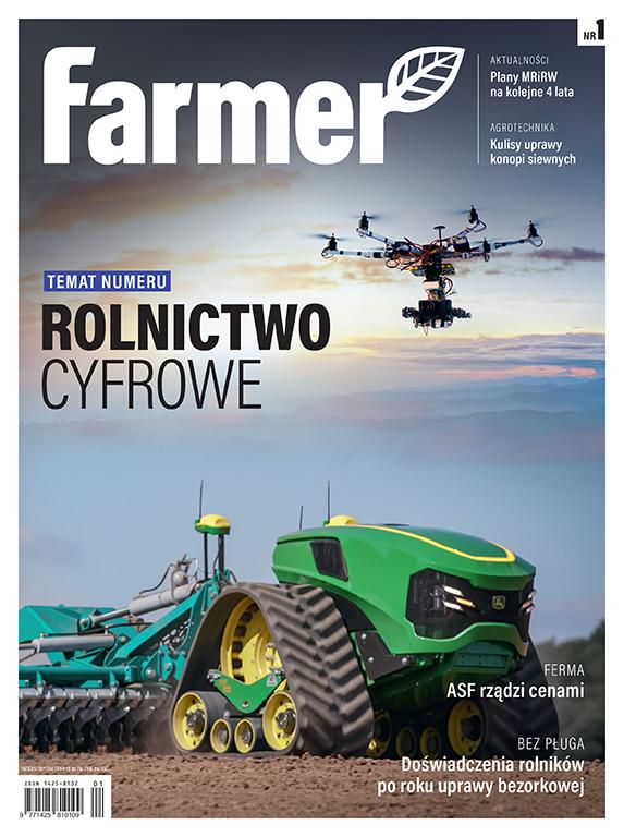 Rolnictwo 4.0 w praktyce