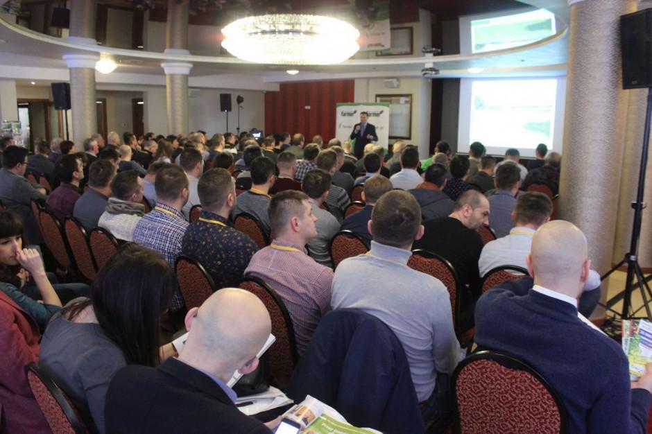 Konferencje Farmera: porady agrotechniczne, wykłady, konsultacje