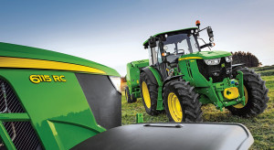 Niemcy: sprzedaż ciągników w 2019 do góry, a na podium zieleń w różnych odcieniach