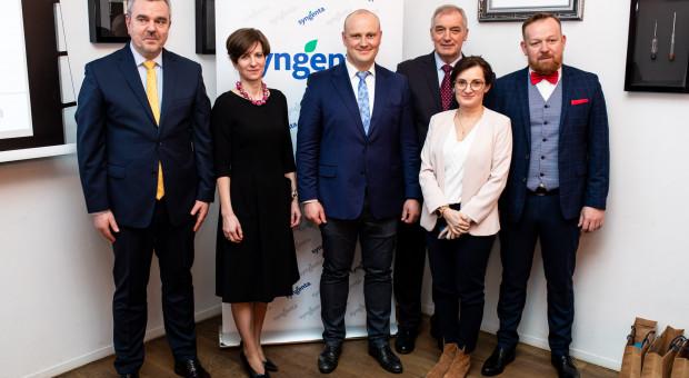 Syngenta stawia na digitalizację rolnictwa