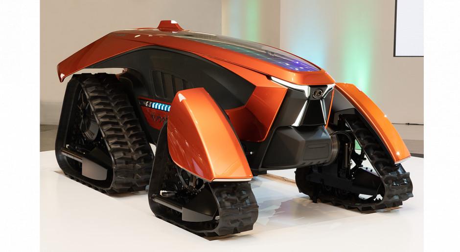 Kolejny koncept bezzałogowego ciągnika. Tym razem od Kuboty