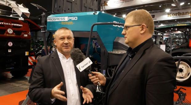 Sulky Progress po raz pierwszy w Polsce