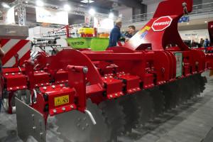 Agregat Goliat Junior może współpracować z ciągnikiem o mocy od ok. 80 KM, fot. mw