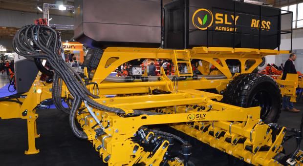 Maszyny do uprawy bezorkowej na Polagra Premiery