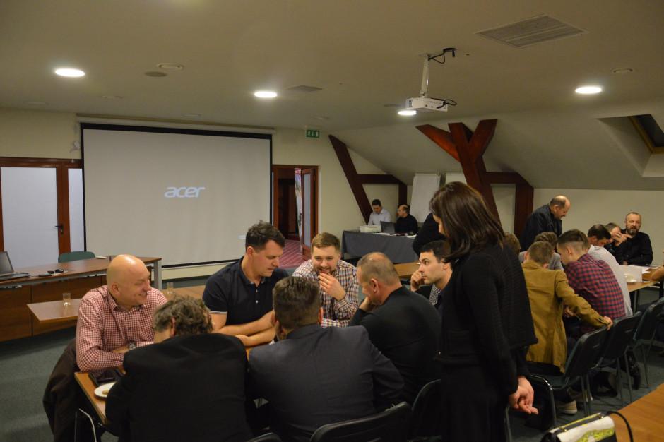 O rolnictwie konserwującym na warsztatach Duro-Polska