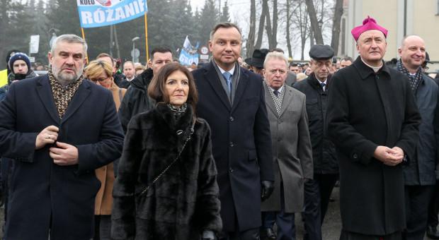 Ardanowski zapowiada poparcie Dudy