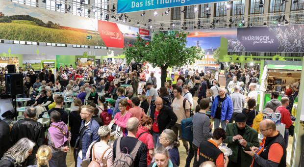 Grüne Woche: Hala targowa zamknięta z powodu wieprzowiny z Rosji