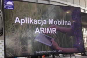 Aplikacja mobilna ARiMR ma ułatwić życie rolnikom