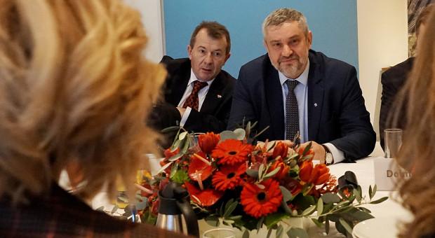 Spotkanie ministrów rolnictwa Polski i Niemiec