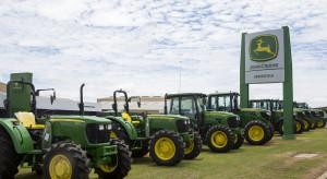 Francja: Znaczny wzrost liczby nowych traktorów