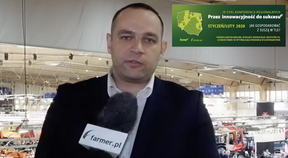 Konferencje Farmera: Zarządzanie ryzykiem suszy w gospodarstwie rolnym