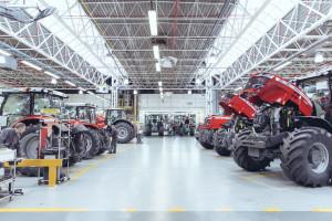 Massey Ferguson: produkcja 18 tys. ciągników i regeneracja skrzyń biegów