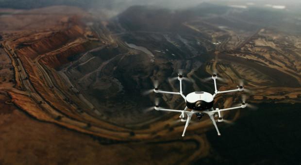 Innowacyjne drony Doosan nagrodzone na targach CES 2020