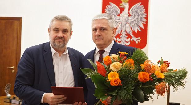 MRiRW: Jan Białkowski nowym wiceministrem rolnictwa