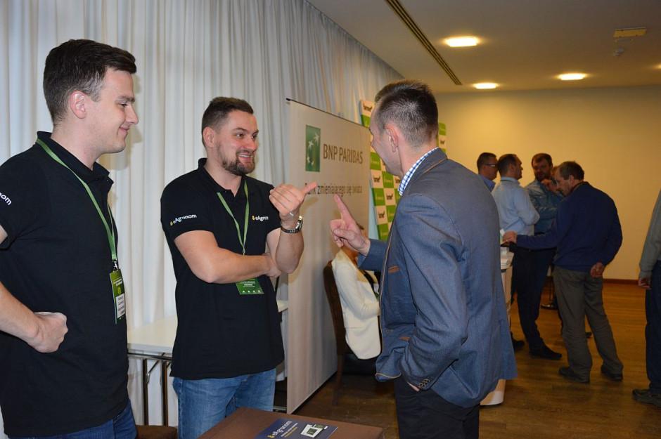 """Konferencja Farmera """"Przez innowacyjność do sukcesu"""" w Opalenicy ; Fot. Katarzyna Szulc"""