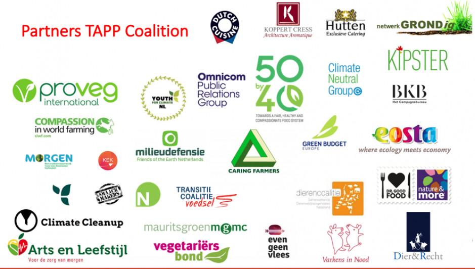 Organizacje zrzeszone w TAPP