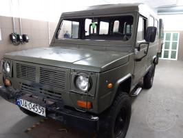 Samochód terenowy HONKER 2324 z roku 1999 za 5 tys. zł