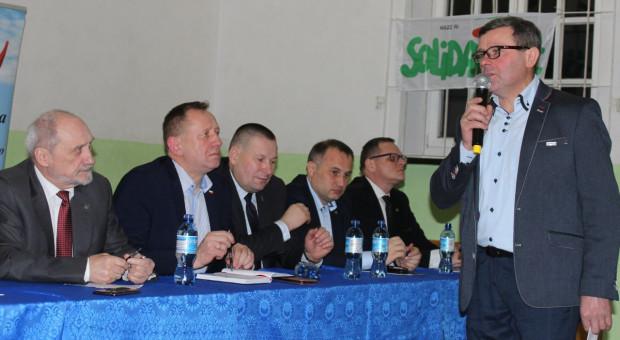Rolnicy rozliczają polityków z walki z ASF