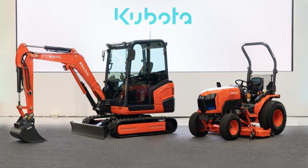 Kubota pokazała prototyp ciągnika elektrycznego