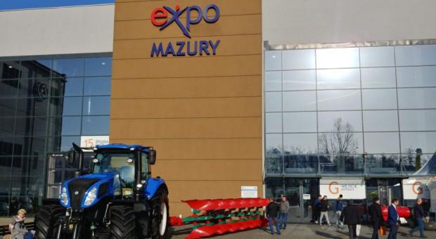 Maszynowa Ostróda - targi Mazurskie Agro Show