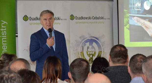 """Konferencje Osadkowski-Cebulski """"Wyzwania we współczesnym rolnictwie"""""""