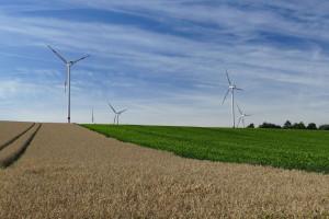 Skrzydła turbin wiatrowych nie nadają się do recyklingu