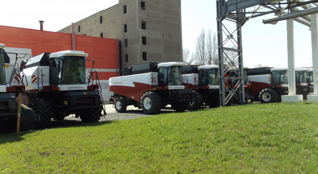 Owocne żniwa firmy Rostselmash na ostatniej Polagrze