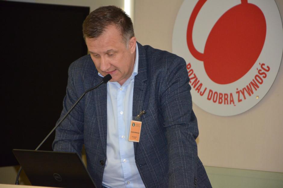 Jarosław Iwaniuk z Agrolok, fot. M. Tyszka